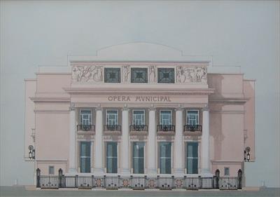 andras kaldor opera municipal marseilles opera house. Black Bedroom Furniture Sets. Home Design Ideas