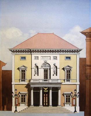 andras kaldor teatro la fenice venice opera house originals. Black Bedroom Furniture Sets. Home Design Ideas
